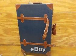 Co-z Prime Vintage Set De Bagages 24 Valise Trolley Et 12 Set Sac À Main Avec