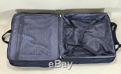 Delsey Helium Hyperlite Noir Luggage Set 17 Tote, 20.5 Carry On & 28 Duffle
