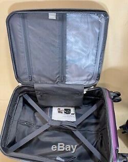 Delsey Paris Hélium Ombre 3.0 Jeu 21 Et 25 Spinner Valise Trolley Bagages