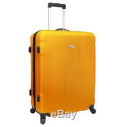 Ensemble Valise Tsa Valise 3 Pièces Orange Rome De Traveler's Choice