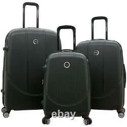 Étiquette Bristol 5 Pc. Ensemble De Bagages Spinner Charcoal Gray