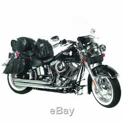 Harley Softail Dyna Deuce Sacoches Sacoches De Voyage 7pc