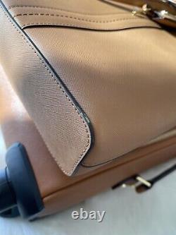 Henri Bendel West 57th Wheelie Sacoche De Valise Rollaway Portable Bagage Set