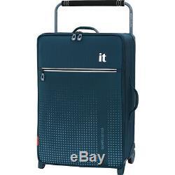 IL Bagages Vitalize World Léger 3 Piece Luggage Set Softside Nouveau