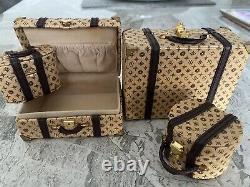 Jason Wu Voyages Jet Set Bagages Sand Vêtements De Voyage #2004 +garment Bag- En Vente