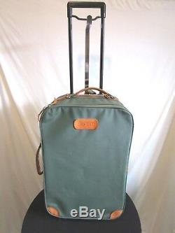 Jon Hart Vert 22 Valise De Roulement Et 22 Carry Bag Duffel Sur Voyage Luggage Set