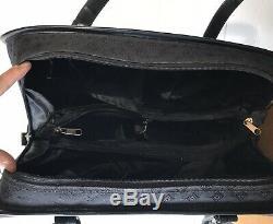 Joy Mangano Hsn 2pc. Valise Luggage Set, Black Diamond