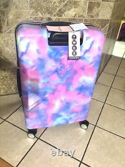 Juicy Couture 2- Pc Hardside Spinner Luggage Set Rose