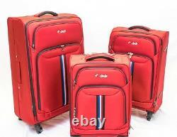 Liflif 3pc Ensemble De Bagages Premium (20 + 24 + 28)
