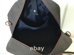 Longchamp Boxford Bagage Carry On Set Rolling Expandable Duffle And Bag Vguc