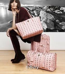 MCM Voyage Set Soft Pink