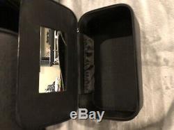 Michael Kors Saffiano Cuir 3 Piece Luggage Set Noir