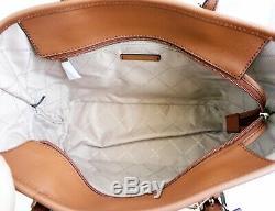Michael Kors Tasche Handtasche Jet Set Tote Shldr Tz Voyage Braun Bagages Neu