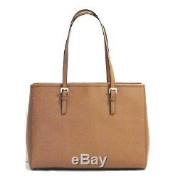 Michael Kors Tote Voyage Bagages Bourse Saffiano Cuir Jet Set Ew Grl Tn-o 278 $