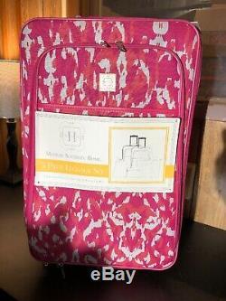 Nouveau Moderne. Du Sud. Accueil. Tie Dye 5 Piece Luggage Set Rose