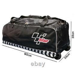 Nouveau Sac De Cabine Officiel Motogp Holiday Travel Luggage Set Cabin Bag & Wheeled Holdall Bag