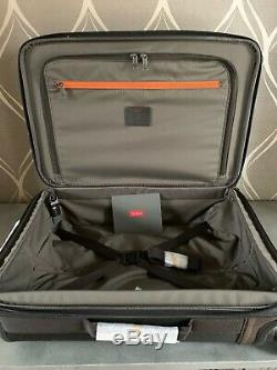 Nouvelle Série De Tumi Windmere Carry-on & Court Emballage Voyage Bagages 4 Roues Expandabl