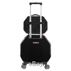 Pierre Précieuse 2 Pièces Spinner Luggage Set Valise
