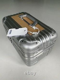 Rimowa Topas Beauty Case Aluminium Full Set Brandnew