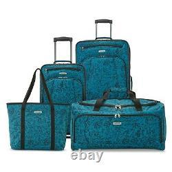 Riverbend 4 Pc Set Bagages