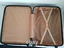 Rose Gold Hard Shell Suitcase Set Travel Luggage Trolley Case Sac Léger