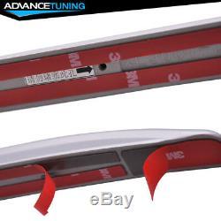 S'adapte 16-18 Honda Hrv Hrv Vezel En Aluminium Brossé Avec Toit Rails Pour Rack Set