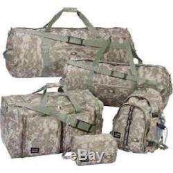 Sac Camo Luggage Set Duffle Carry Tote Voyage Extérieure Armée Gym Camp Sac À Dos Nouveau