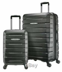 Samsonite Avant Tech Deux 2.0 Hardside Luggage Set Gris 27 Et 21 S1 2 Pièces