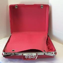 Samsonite Bagages Saturn Barbie Rose Verrouillage Tables Gigognes W Vintage Keys Dur