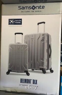 Samsonite Belmont DLX 2 Pièces Hardside Luggage Set