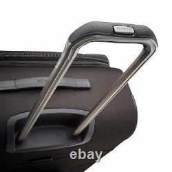 Samsonite Epsilon Nxt 2 Pièces Softside Spinner Luggage Set- Black (2557)
