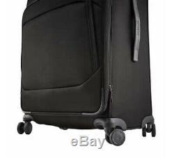 Samsonite Epsilon Spinner Luggage Set 27 Valise Et 22 Portent Sur Noir