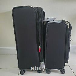 Samsonite Hamden 24 Et 20 Expandable Spinner 2 Piece Luggage Set