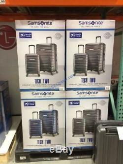Samsonite Tech 2.0 2-piece Hardside Set (valise 27 Et 21 Carryon) Spinner
