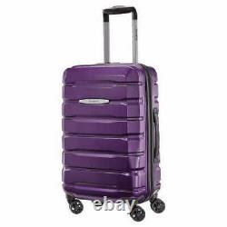Samsonite Tech 2.0 2-piece Hardside Spinner Set-purple. 27 + Spinner 20