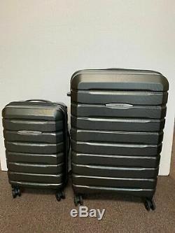 Samsonite Tech 2,0 Hardside Luggage Set 2-piece, Gray (27 Et 20)