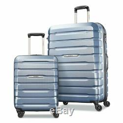 Samsonite Tech Deux 2.0 2 Pièces Hardside 27 Et 21 Voyage Luggage Set, Bleu