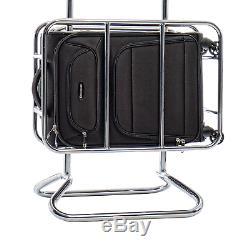 Samsonite Transyt Extensible Softside Luggage Set Avec Roulettes Multidirectionnelles, 2 Pièces