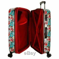 Set 2 Trolley Cabina Mickey Mouse Uomo Donna Disney Homme Femme 333196 Multicolore