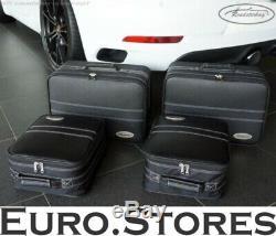 Set Valise Roadsterbag Pour Porsche 911 993/996/997/991 Sièges Arrière Nouveau