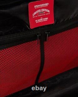 Sprayground Sharkitecture Moulé 2 Pc Bagage Set (carry-on & Full Size) Nouveau