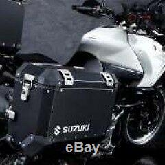 Suzuki Véritable V-strom 650 Voyageurs L0 / L1 (10-11) Side Case Pannier Set