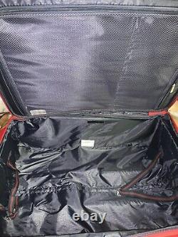 Tommy Hilfiger Scout 3 Pièces Bagages En Rouge