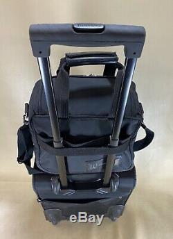 Travelpro Crew 4 Noir Set 18 Roues Vertical Carry Valise Et 12 Sac Fourre-tout