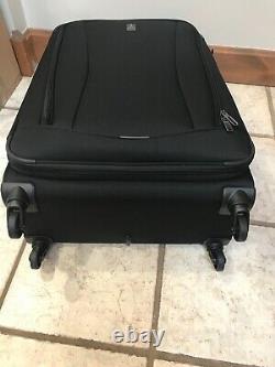Travelpro Tourgo Lightweight Softside 2-piece 21/25 Set De Bagages, Noir Nouveau
