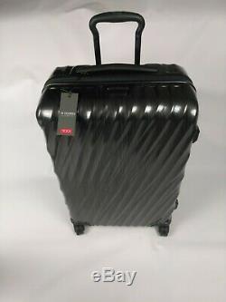 Tumi Valise D'emballage Court Voyage 19 Degrés (set Disponible) Noir 228664