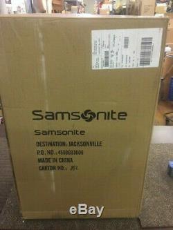 Usine Samsonite Paniers Windfield 3dlx 3 Pc. Silver Set Fileuse 20x25x28 Nouveau