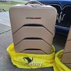 Véritable Ferrari Gtc4lusso Bagage Set De 2 Chariots De Voyage Oem Marque Nouveau