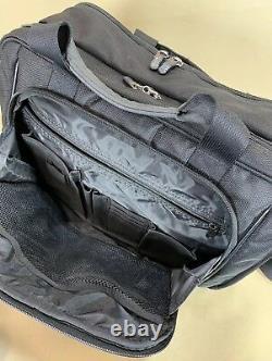 Victorinox Noir Werks Porter Sur Slip Set 16 Exp Sac À Roues Et 16 Slip Ordinateur Portable