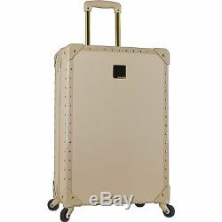 Vince Camuto Latte Jania 3pc Luggage Set À Roulettes Multidirectionnelles Or Goujons Pdsf 1080